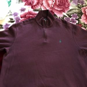 Polo Ralph Lauren half zip pullover